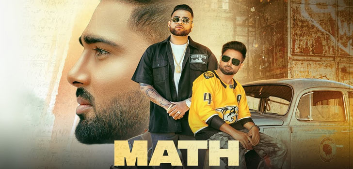 Math Lyrics by Karan Aujla and Daljeet Chahal